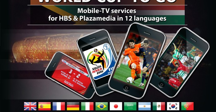 World Cup Mobile Services