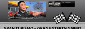 Subtitle services for Gran Turismo TV