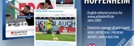 Website translation for Bundesliga clubs