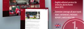Übersetzungen und Berichte für Bundesliga-Clubs