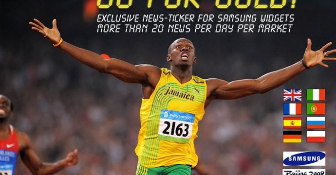 Live Ticker von den Olympischen Spielen