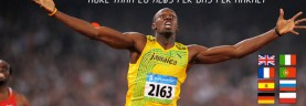 オリンピックの際のライブティッカー(Live Ticker)提供