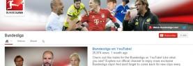 Официальный канал Бундеслиги на YouTube
