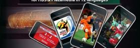 Мобильные услуги на чемпионате мира по футболу 2010
