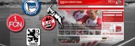 Cronache di 90 minuti in diretta per i club di Bundesliga, realizzati per Plazamedia