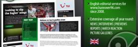 Traduzione della pagina web di club e federazioni