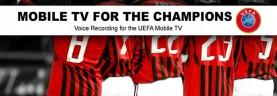 Servizi per piattaforme mobile della UEFA Champions League